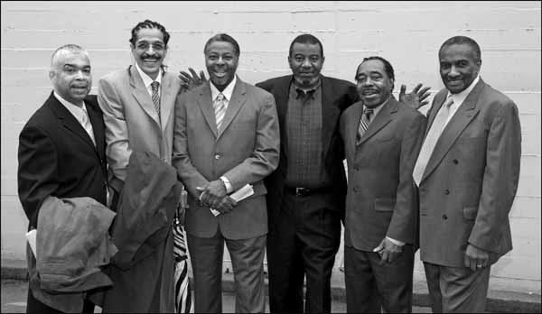 Hank Jones, John Bowman (deceased), Ray Boudreaux, Harold Taylor, and Richard Brown