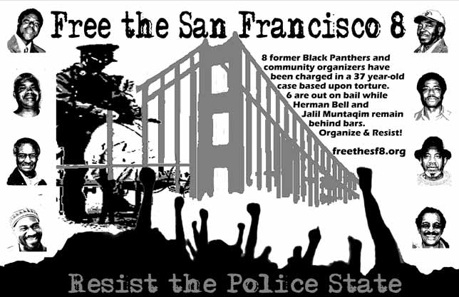 Poster: Resist the Police State
